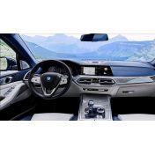 Защитное стекло на приборную панель BMW X7 /X7M с камерой