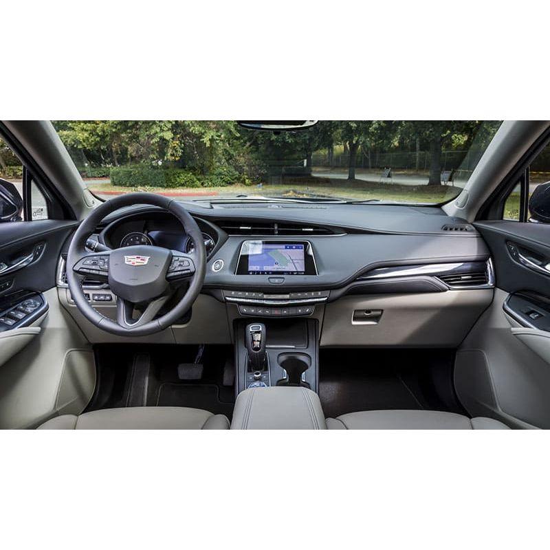 Защитное стекло на монитор Cadillac XT 4