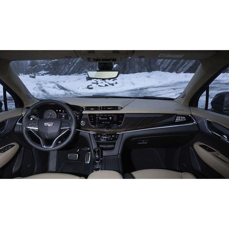 Защитное стекло на монитор Cadillac XT 6