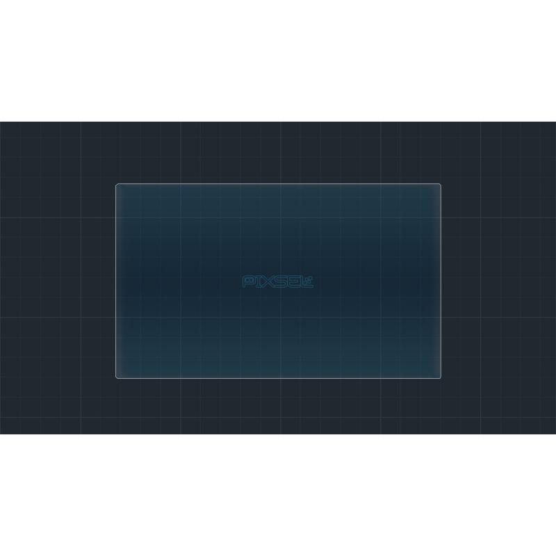 Защитное стекло на монитор Citroen C-Elysee