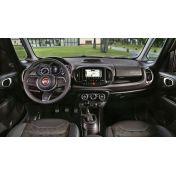 Защитное стекло на монитор Fiat 500L