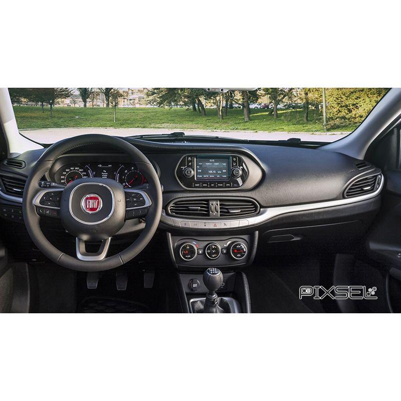 Защитное стекло на монитор Fiat Tipo