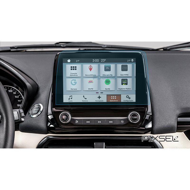Защитное стекло на монитор Ford EcoSport