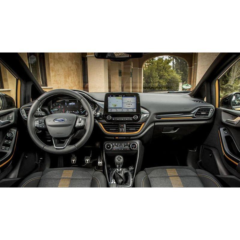 Защитное стекло на монитор Ford Fiesta