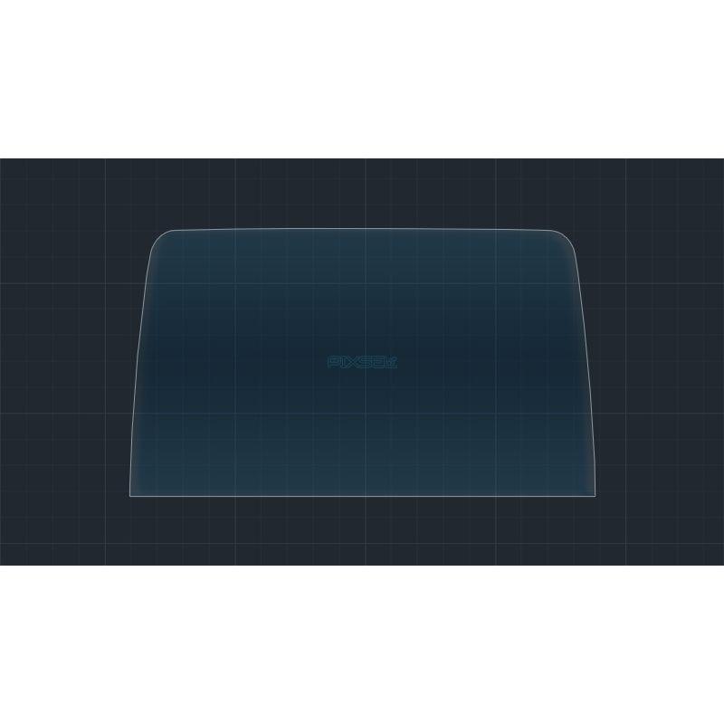 Защитное стекло на монитор Ford Kuga