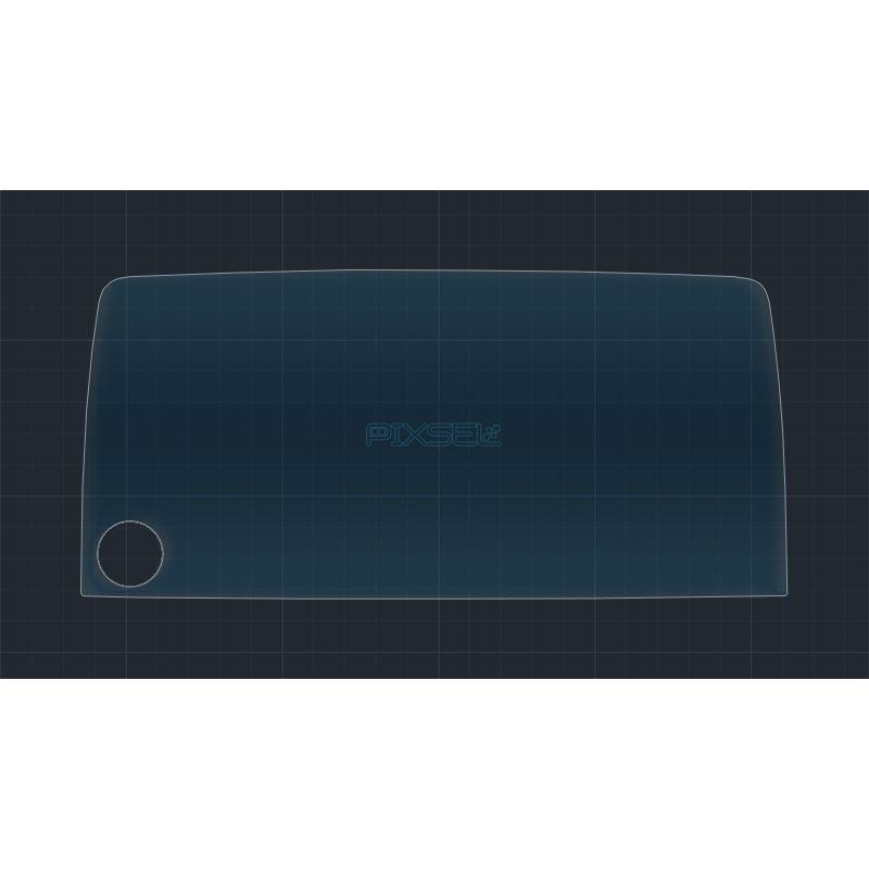 Защитное стекло на монитор honda CR-V