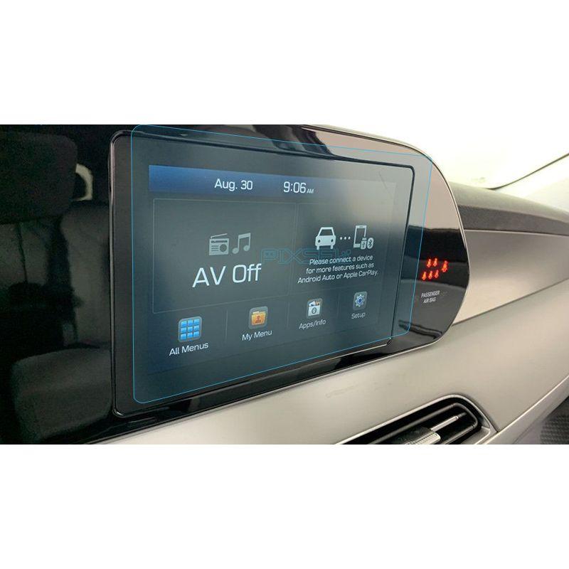 Защитное стекло на монитор для Hyundai Palisade