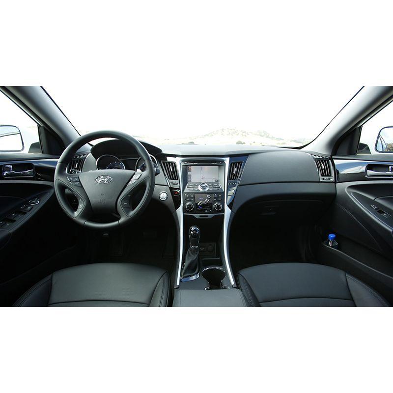 Защитное стекло на монитор Hyundai Sonata Hybrid