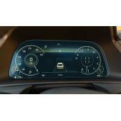 Защитное стекло на приборную панель Hyundai Sonata