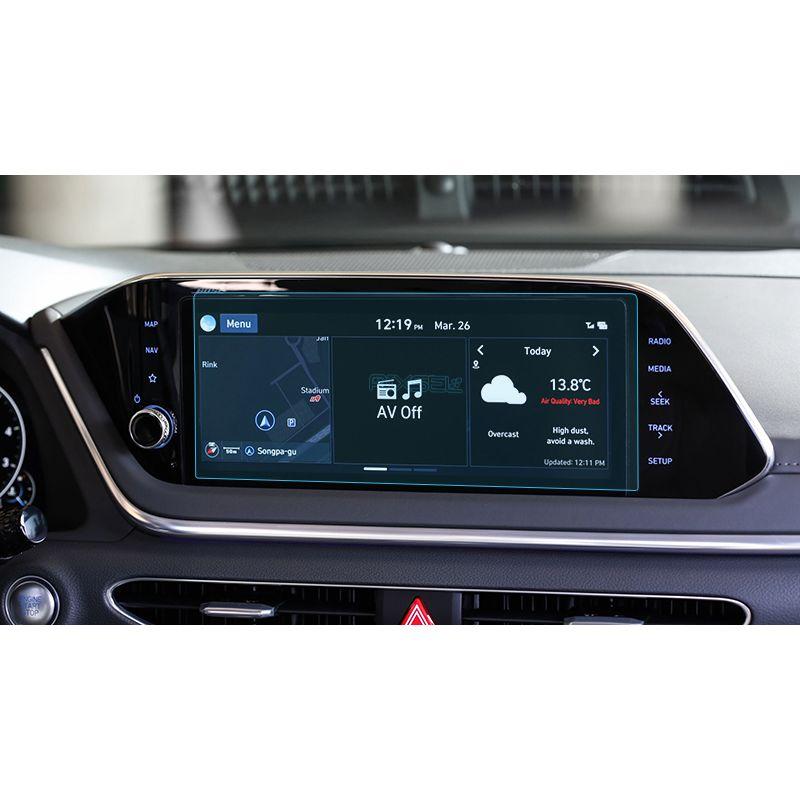 Защитное стекло на монитор Hyundai Sonata