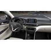 Защитное стекло на маленький монитор Hyundai Tucson LE
