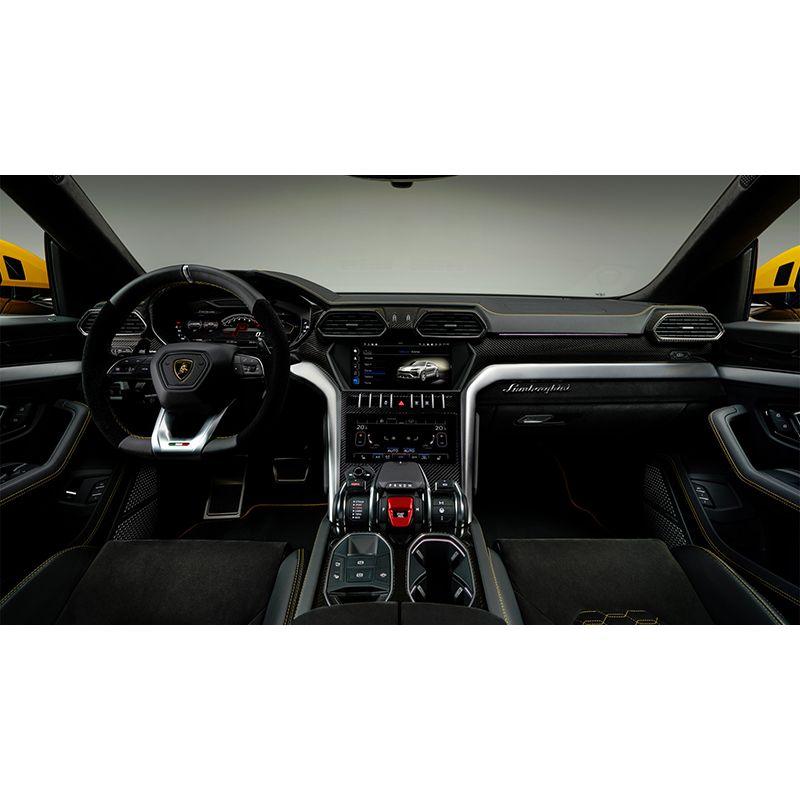 Защитное стекло на климат контроль Lamborghini Urus