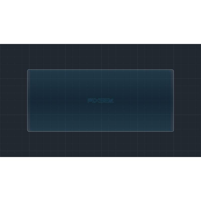 Защитное стекло на монитор Land Rover Defender