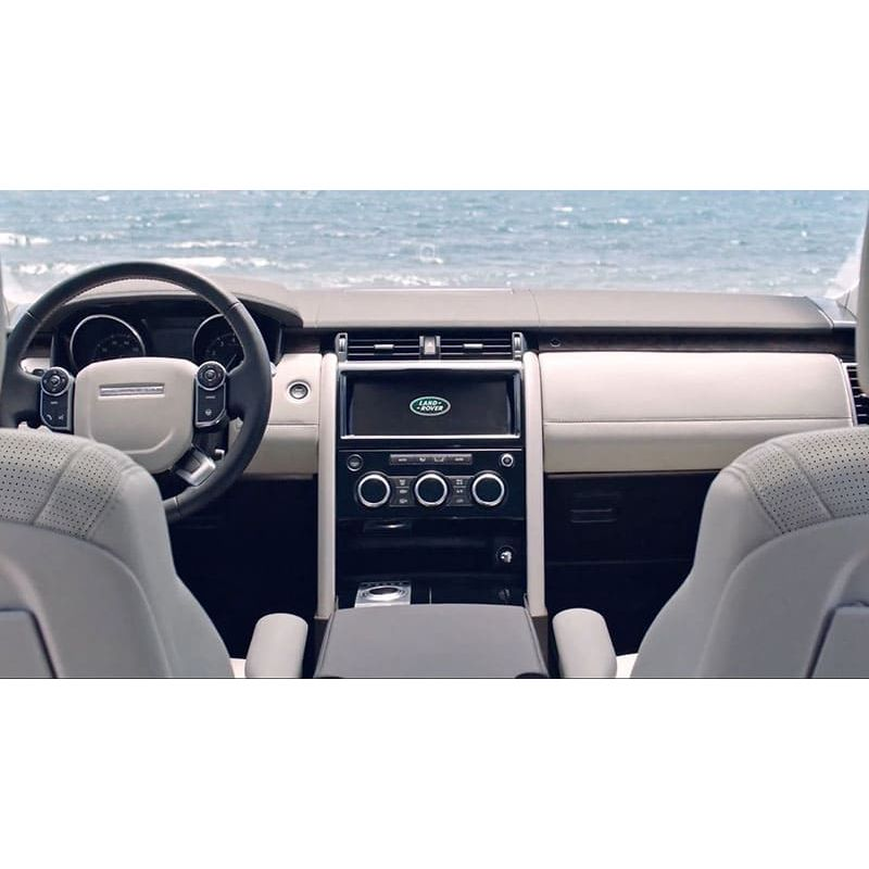 Защитное стекло на монитор Land Rover Discovery