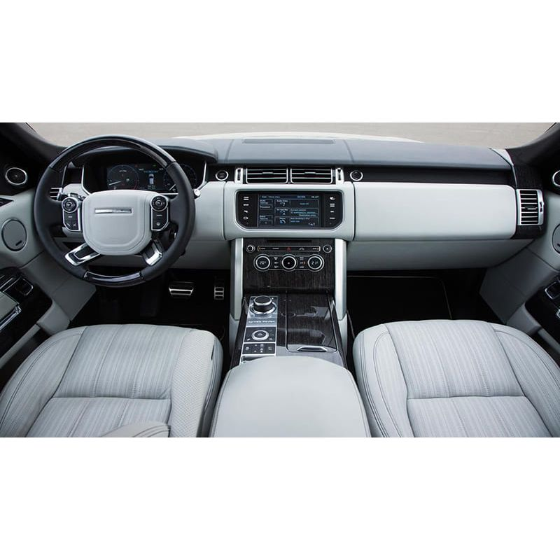Защитное стекло на монитор Land Rover Range Rover