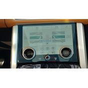 Защитное стекло на климат контроль Land Rover Range Rover