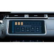 Защитное стекло на монитор Range Rover Velar
