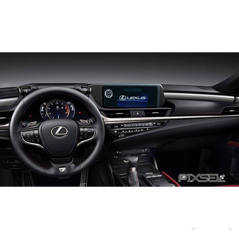 Защитное стекло на большой монитор Lexus ES