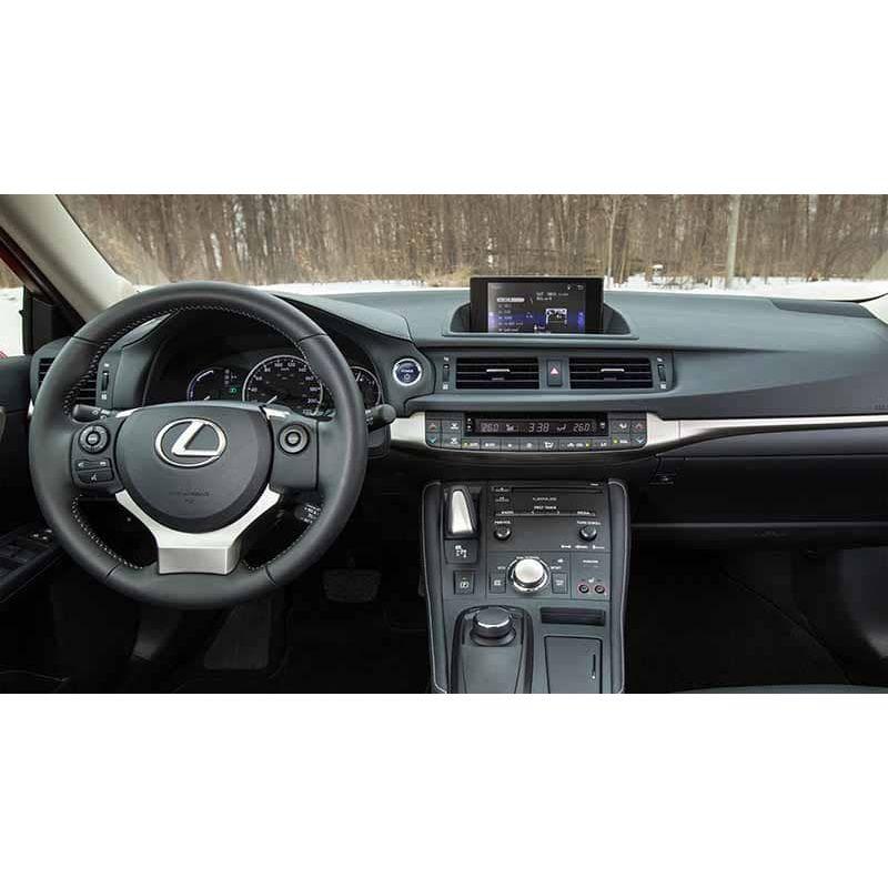 Защитное стекло на монитор Lexus CT