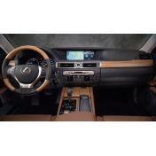 Защитное стекло на монитор Lexus GS