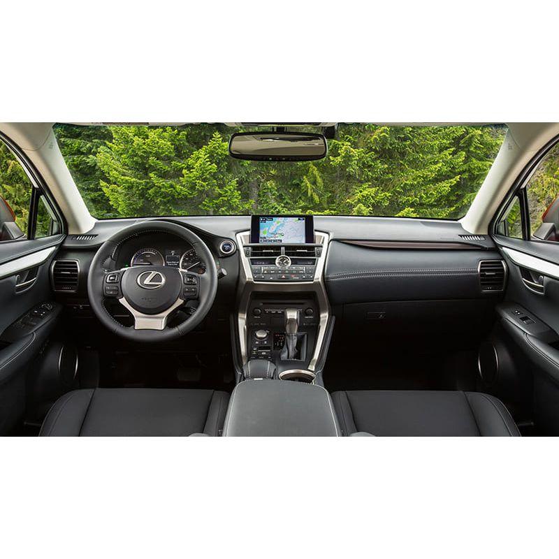 Защитное стекло на монитор Lexus NX