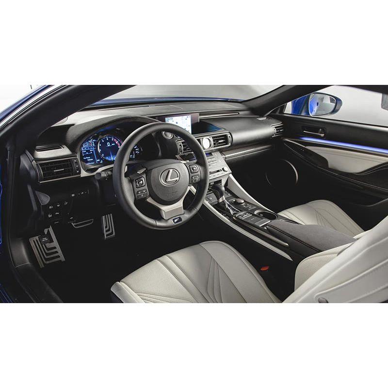Защитное стекло на монитор Lexus RC