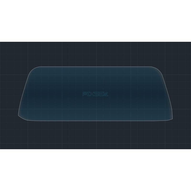 Защитное стекло на монитор Lexus RX