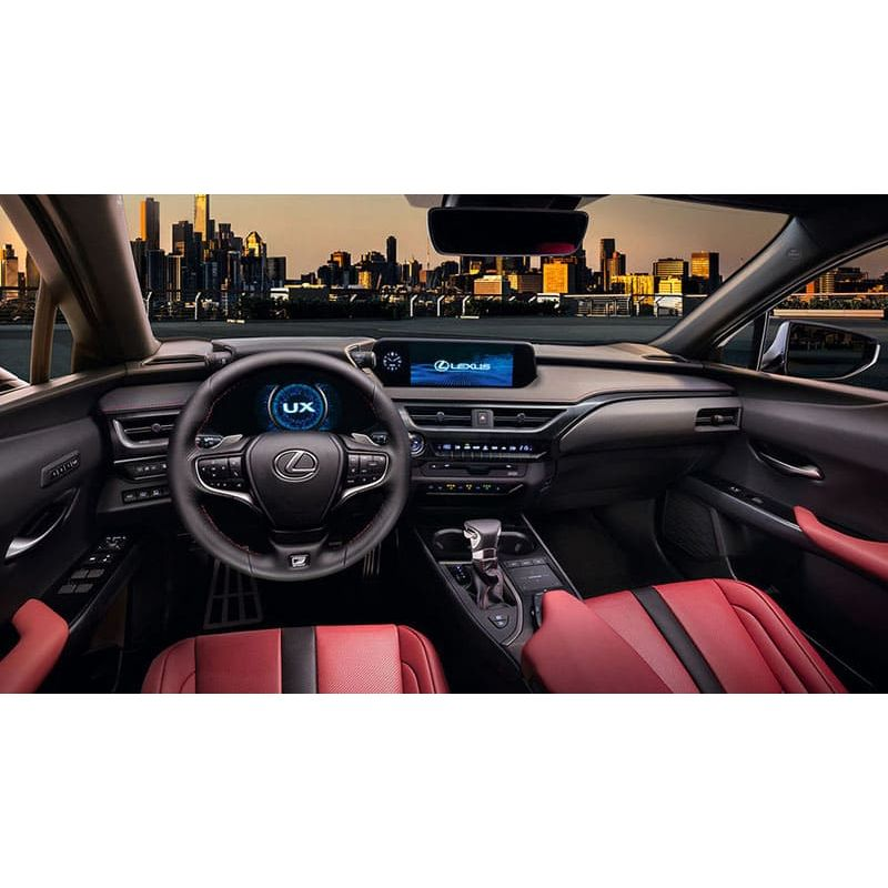 Защитное стекло на монитор Lexus UX