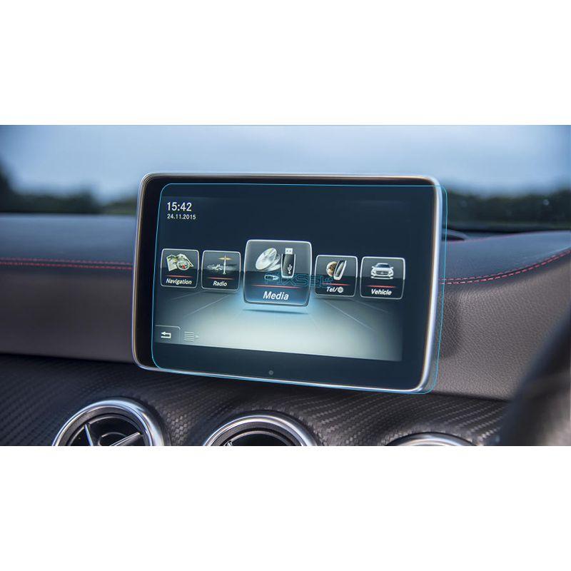 Защитное стекло на монитор Mercedes A-Class