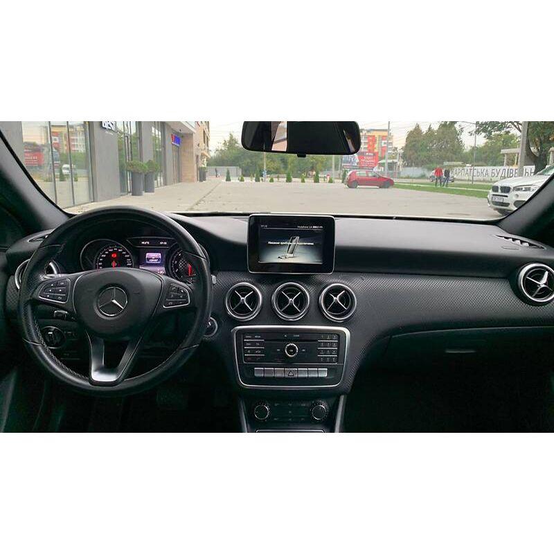 "Защитное стекло на Mercedes A-Class 7"""