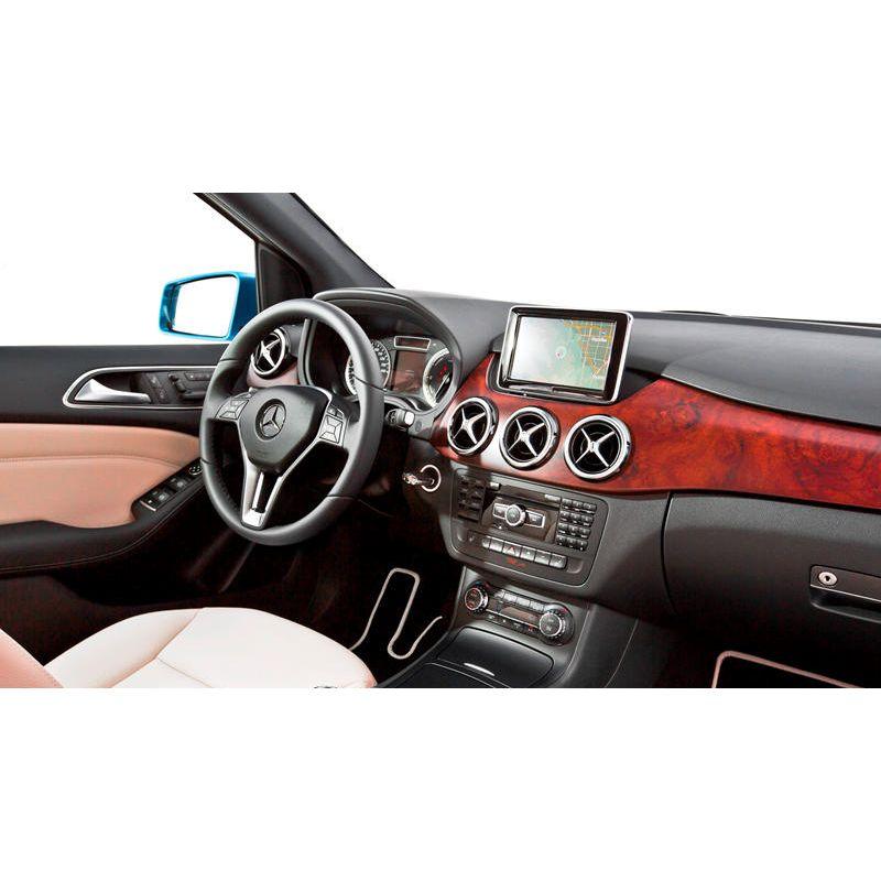 """Защитное стекло на монитор Mercedes B-Class 7"""""""