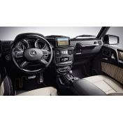 """Защитное стекло на монитор Mercedes G-Class 7"""""""