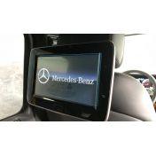 Защитное стекло на задний монитор Mercedes G - class