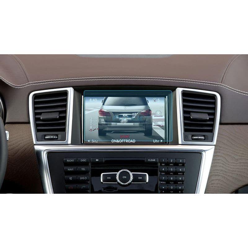 Защитное стекло на монитор Mercedes GL-Class 5.8″