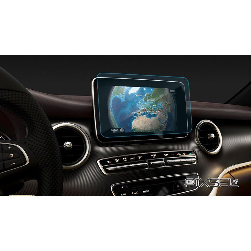"""Защитное стекло на монитор Mercedes GLC 8,4"""""""