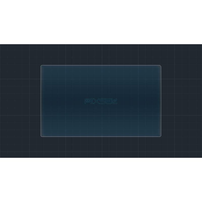 Защитное стекло на монитор Mercedes ML-class 5.8″