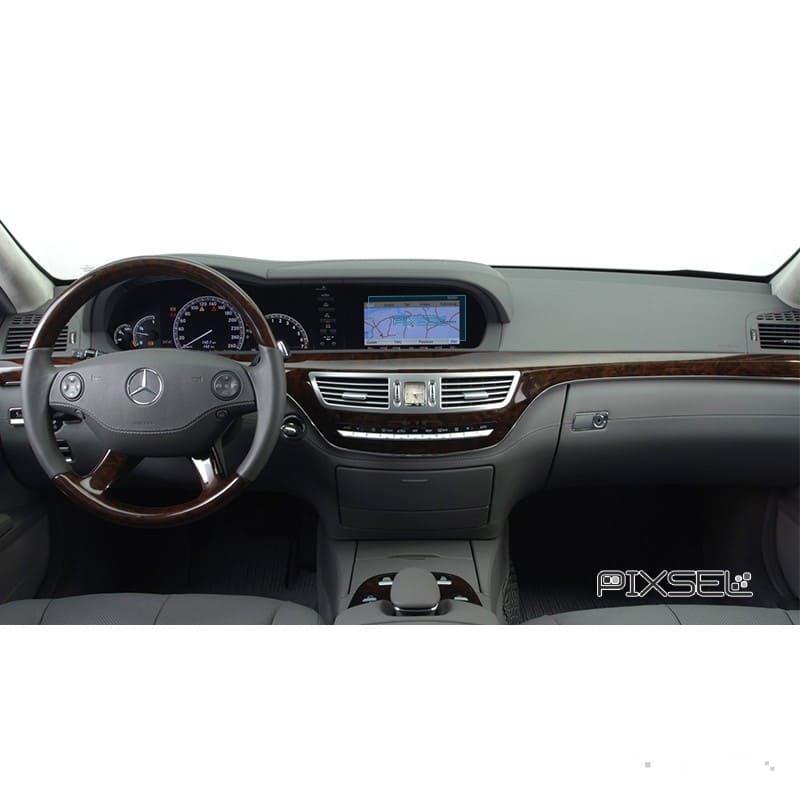 Защитное стекло на монитор Mercedes S-Class