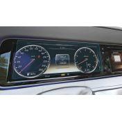Защитное стекло на приборную панель Mercedes S-Class