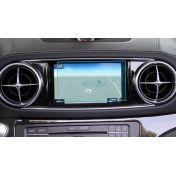 Защитное стекло на монитор Mercedes SL-Class