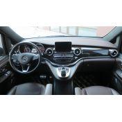 """Защитное стекло на монитор Mercedes V-Class 7"""""""