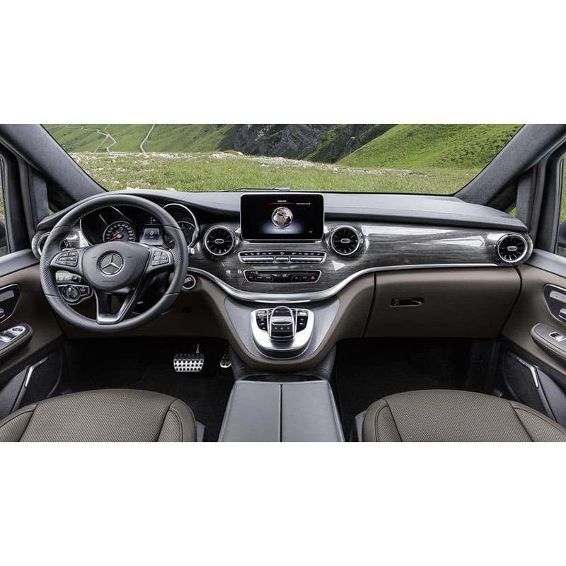 """Защитное стекло на монитор Mercedes V-Class 8.4"""""""