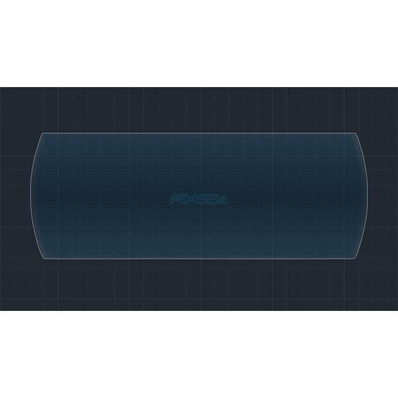 Защитное стекло на монитор Mini Cooper 8,8″