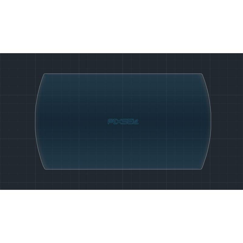 Защитное стекло на монитор Mini Cooper 6,5″