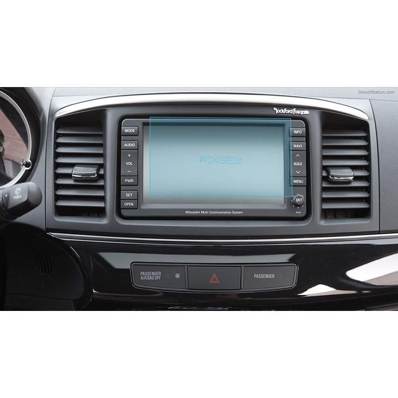 Защитное стекло на монитор Mitsubishi Lancer