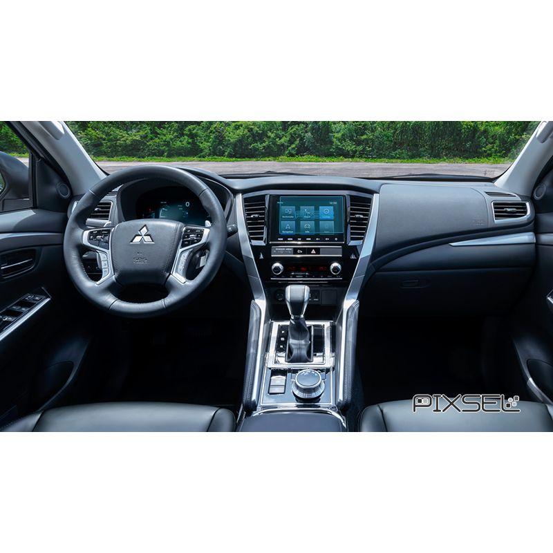 Защитное стекло на монитор Mitsubishi Pajero Sport