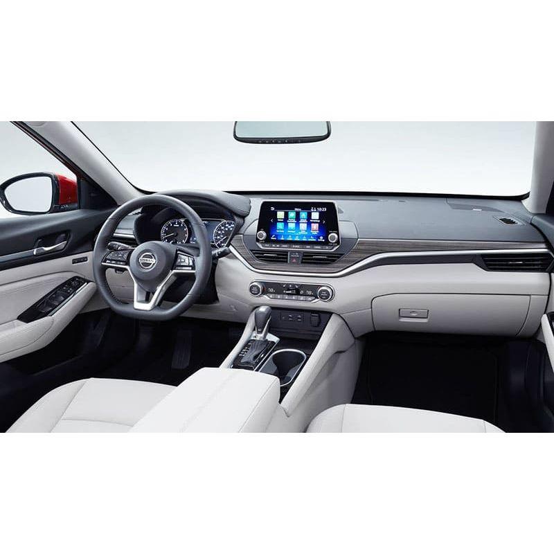 Защитное стекло на монитор Nissan Altima