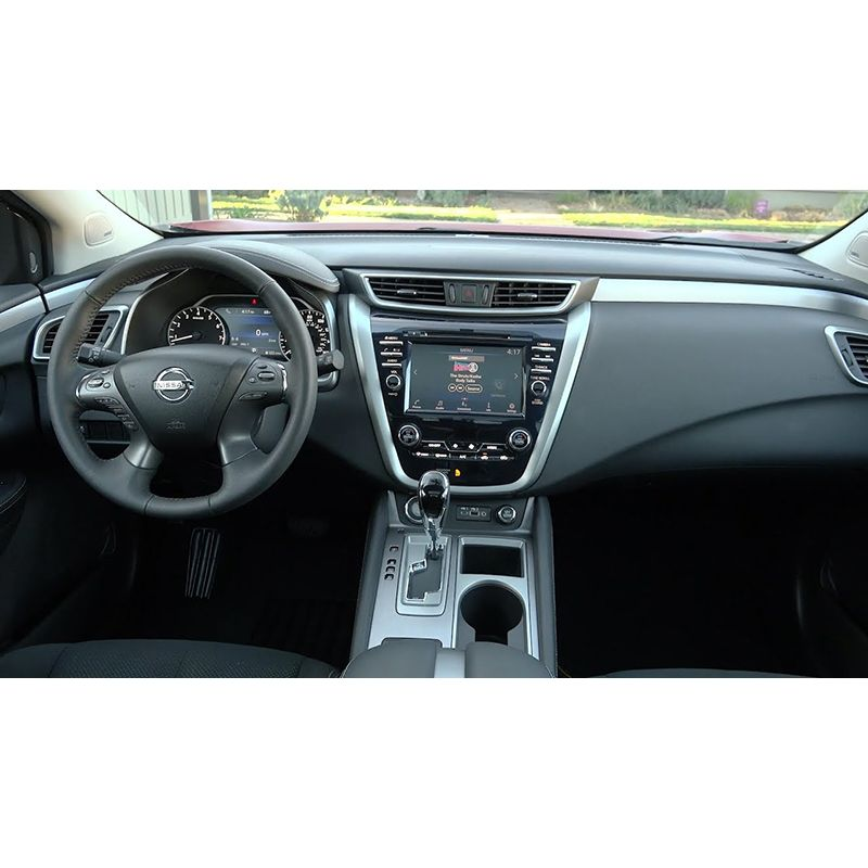 Защитное стекло на монитор Nissan murano