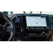 Защитное стекло на монитор Nissan titan