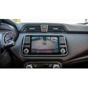 Защитное стекло на монитор Nissan Versa