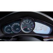 Защитное стекло на приборную панель  Porsche Cayenne